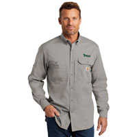 CARHARTT FORCE ® SOLID LONG SLEEVE SHIRT