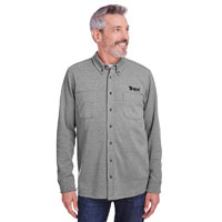SHIRT FLEECE JACKET - MEN'S