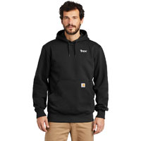 CARHARTT ® RAIN DEFENDER ® HOODED SWEATSHIRT