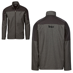BONDED SOFT SHELL JACKET - MEN'S