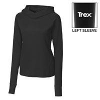 CB TRAVERSE SWEATSHIRT HOODIE - LADIES