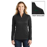 THE NORTH FACE ® TECH ¼ ZIP FLEECE - LADIES