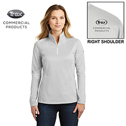 THE NORTH FACE ® TECH ¼ ZIP FLEECE - LADIES -